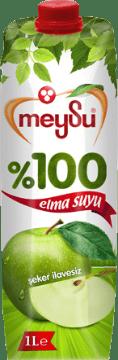 Meysu %100 Elma 1 Lt resmi