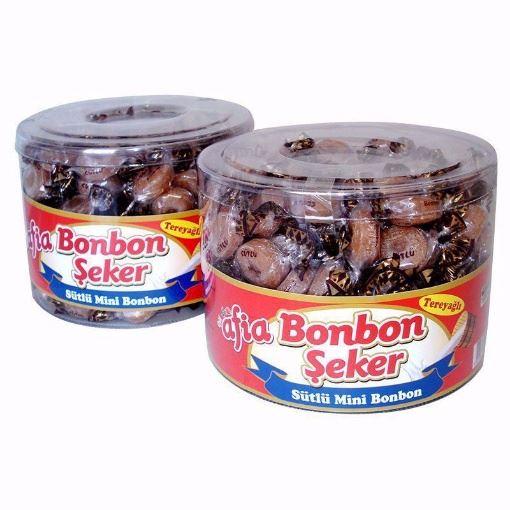 Afia Bonbon Sütlü Şeker 800 Gr resmi