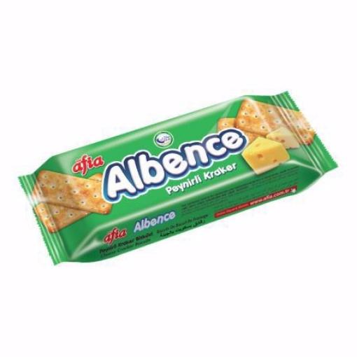 Afia Albence Peynirli Kraker 70 Gr resmi