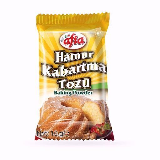 Afia Hamur Kabartma Tozu 15'li Paket resmi