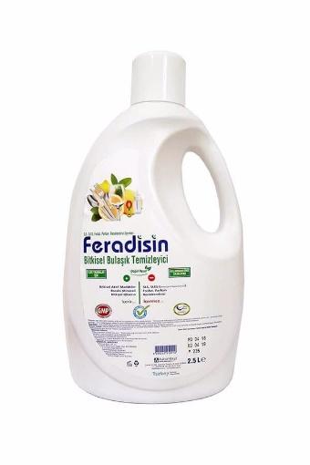 Feradisin Elde Bulaşık Yıkama Deterjanı 2.5 Lt resmi