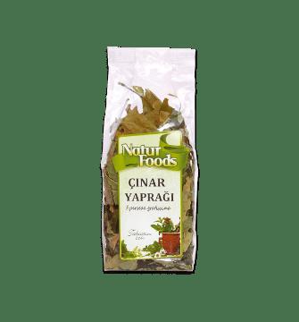 Natur Foods Çınar Yaprağı 20 Gr resmi