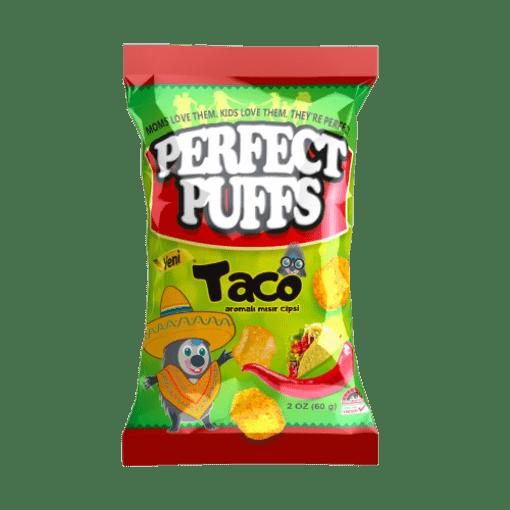 Koby's Crunch Taco Aromalı Mısır Cipsi resmi