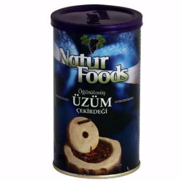 Natur Foods Öğütülmüş Üzüm Çekirdeği 200 Gr resmi