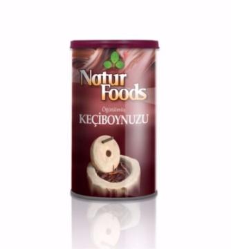 Natur Foods Öğütülmüş Keçiboynuzu 200 Gr resmi