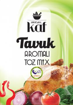 Kaf Tavuk Aromali Toz Mix 20 Gr resmi
