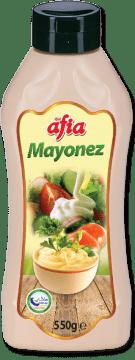 Afia Mayonez 550 Gr resmi