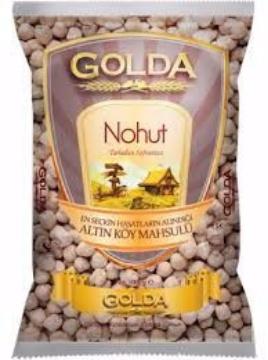Golda Nohut 1 Kg resmi