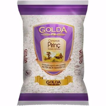 Golda Osmancık Pirinç 1 Kg resmi