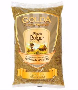 Golda Pilavlık Bulgur 1 Kg resmi