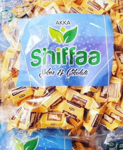 Shiffaa Bayram Çikolatası 1 Kg resmi