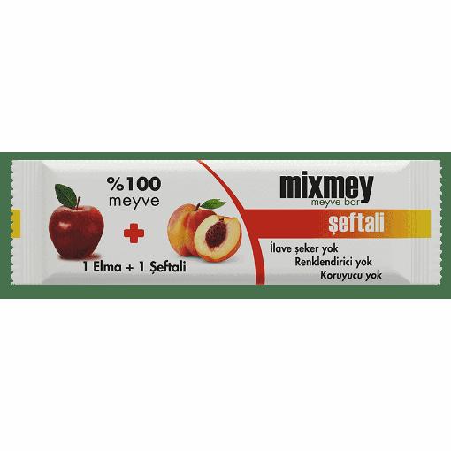Mixmey 1 Elma + 1 Şeftali 20 Gr resmi