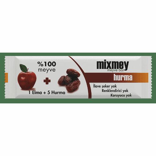Mixmey 1 Elma + 5 Hurma 20 Gr resmi