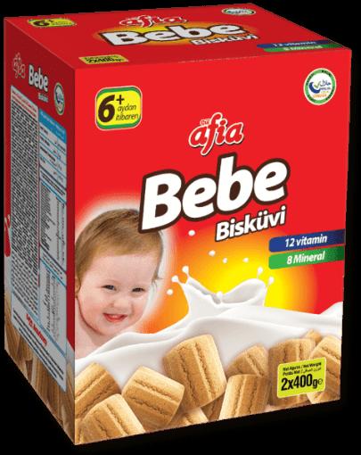 Afia Bebe Bisküvi 800 Gr resmi