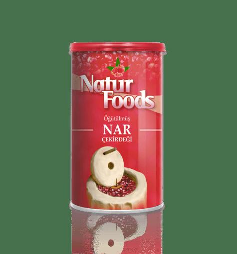 Natur Foods Öğütülmüş Nar Çekirdeği 200 Gr resmi