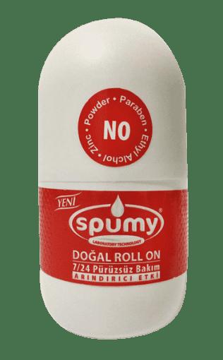 Spumy Roll On Deodorant 50 Ml resmi