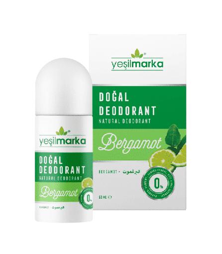 Yeşilmarka Deodorant Bergamot 50 Ml resmi