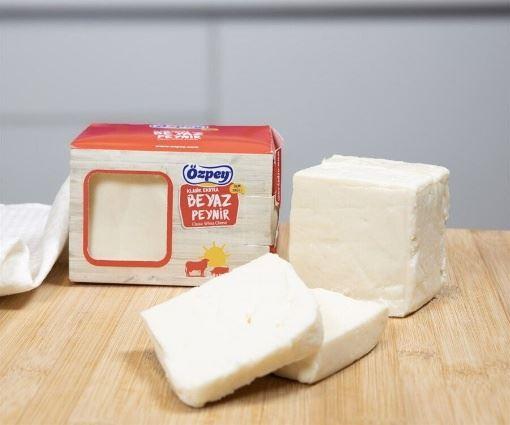 Özpey Klasik Extra Peynir 600 Gr resmi