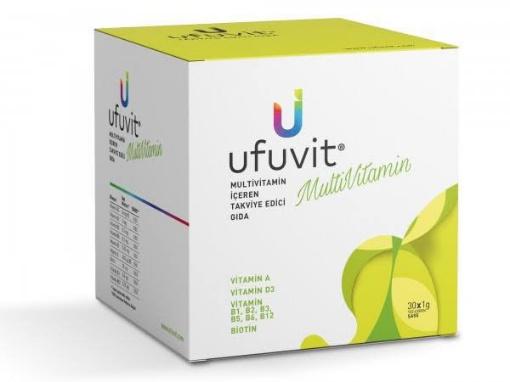 Ufuvit Multivitamin 30 Saşe resmi