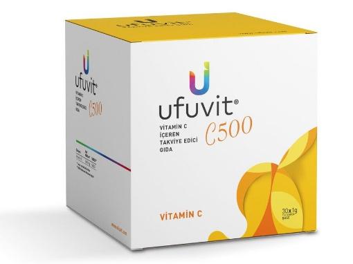 Ufuvit C 500 30 Saşe resmi