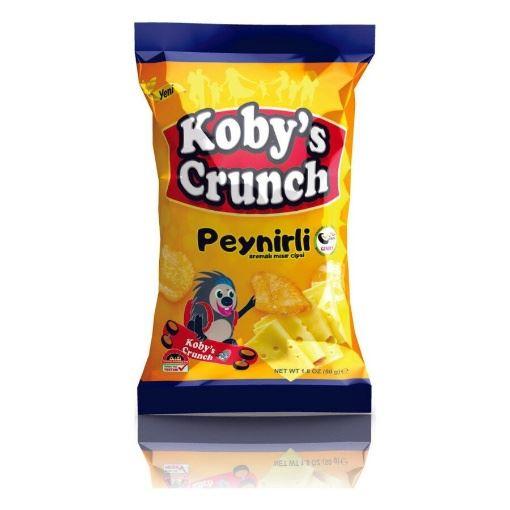Koby's Crunch Peynirli Mısır Cipsi resmi