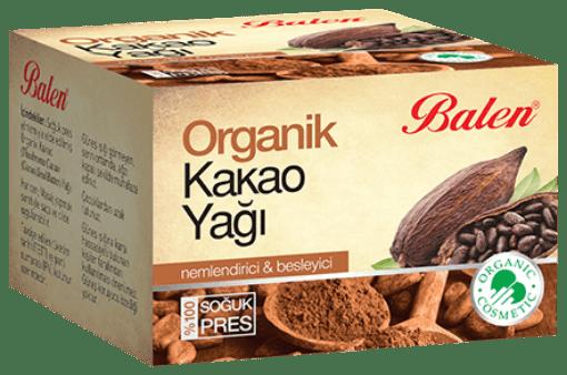 Balen Organik Kakao Yağı 50 Ml resmi
